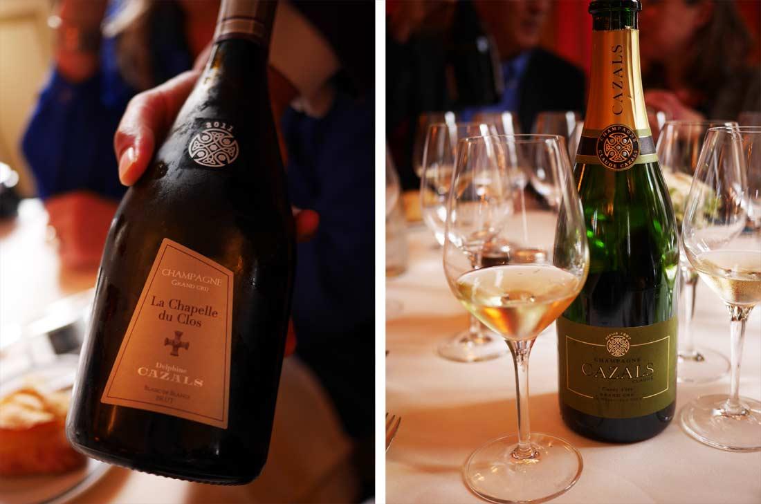 champagnes Cazals