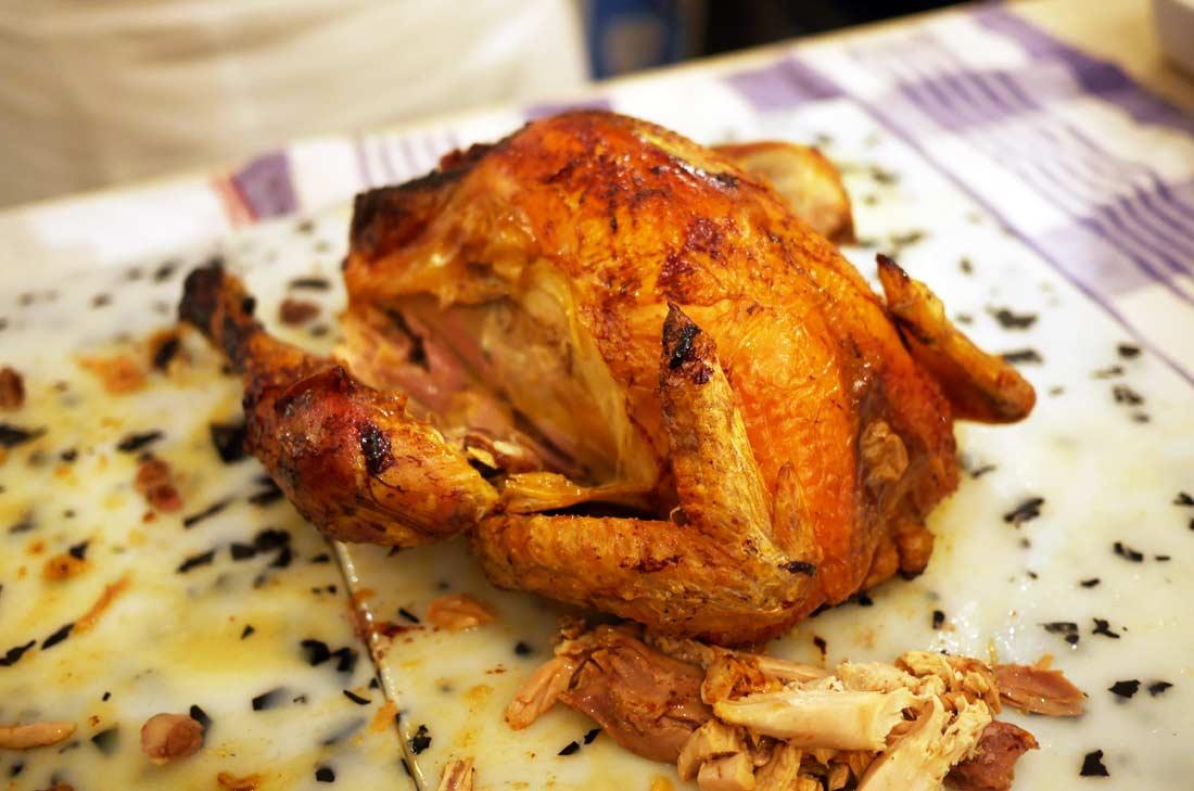 poulet st sever
