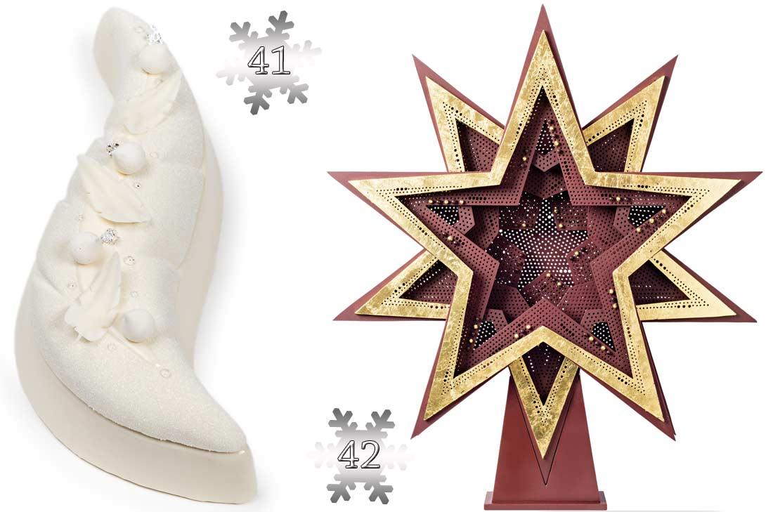 La bûche de Yann Brys pour Noël 2017