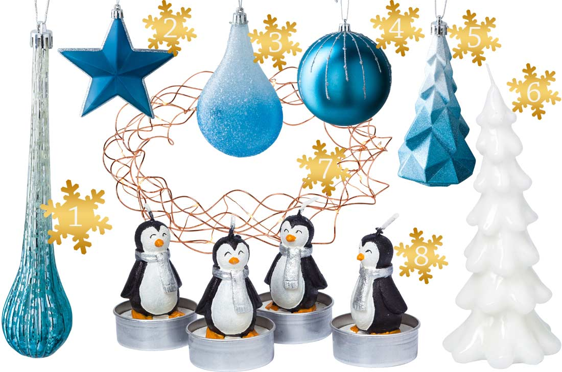 Sélection de cadeaux à offrir Noël 2017