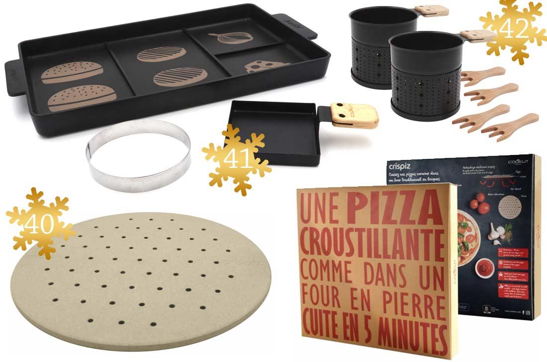 La collection des Produits Cookut 2017