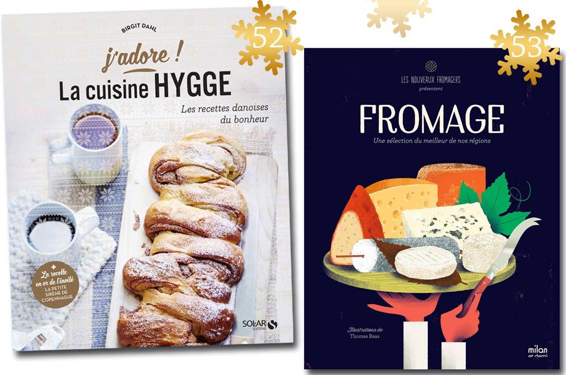 Livres Birgit Dahl hygge et livre Fromage