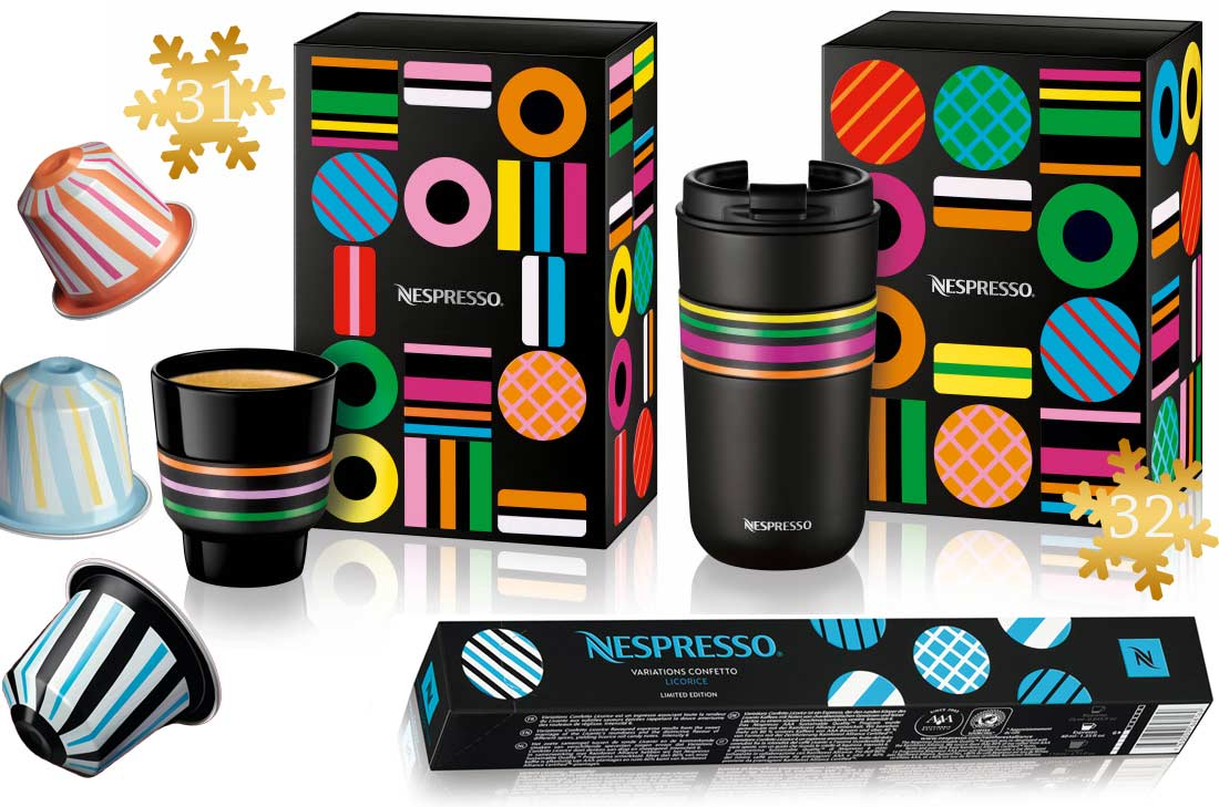 Nespresso 2017