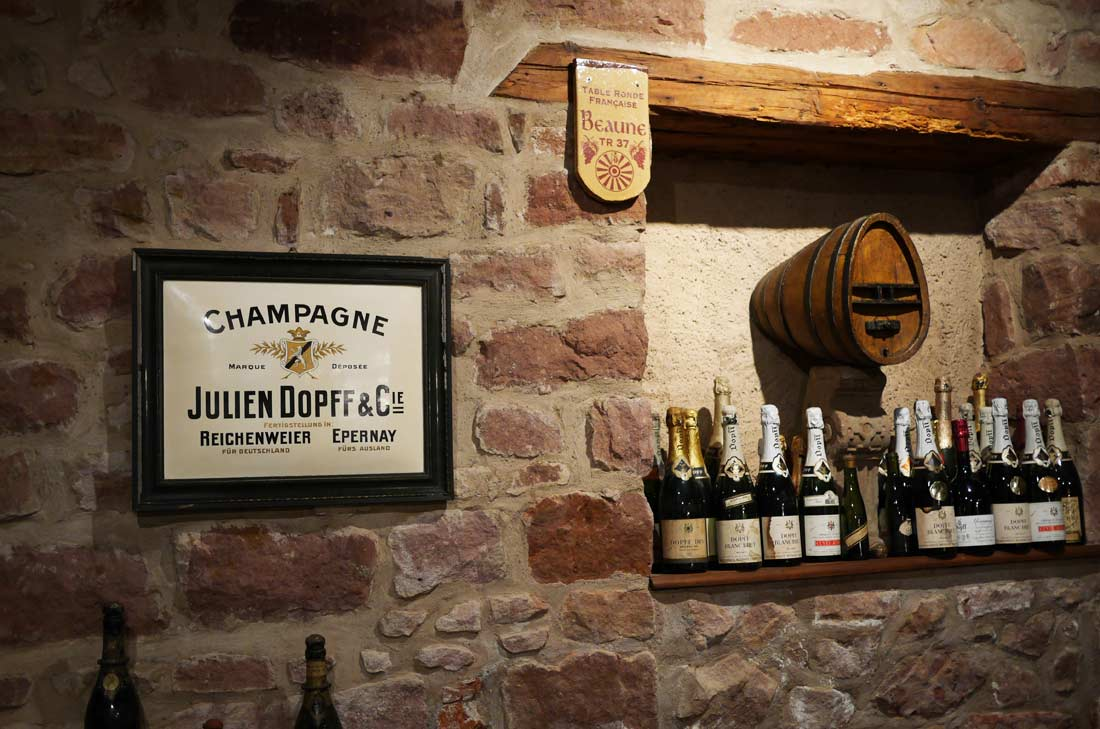 champagne Julien Dopff
