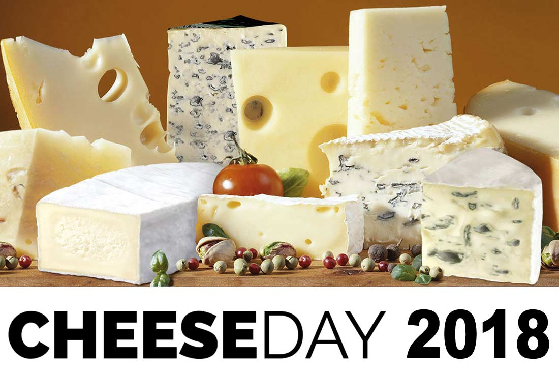 Cheese day 2018