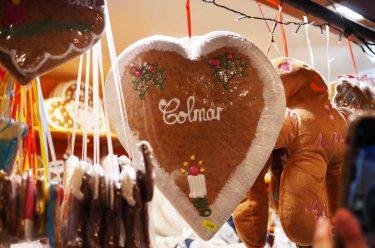 Pain d'épices à Colmar