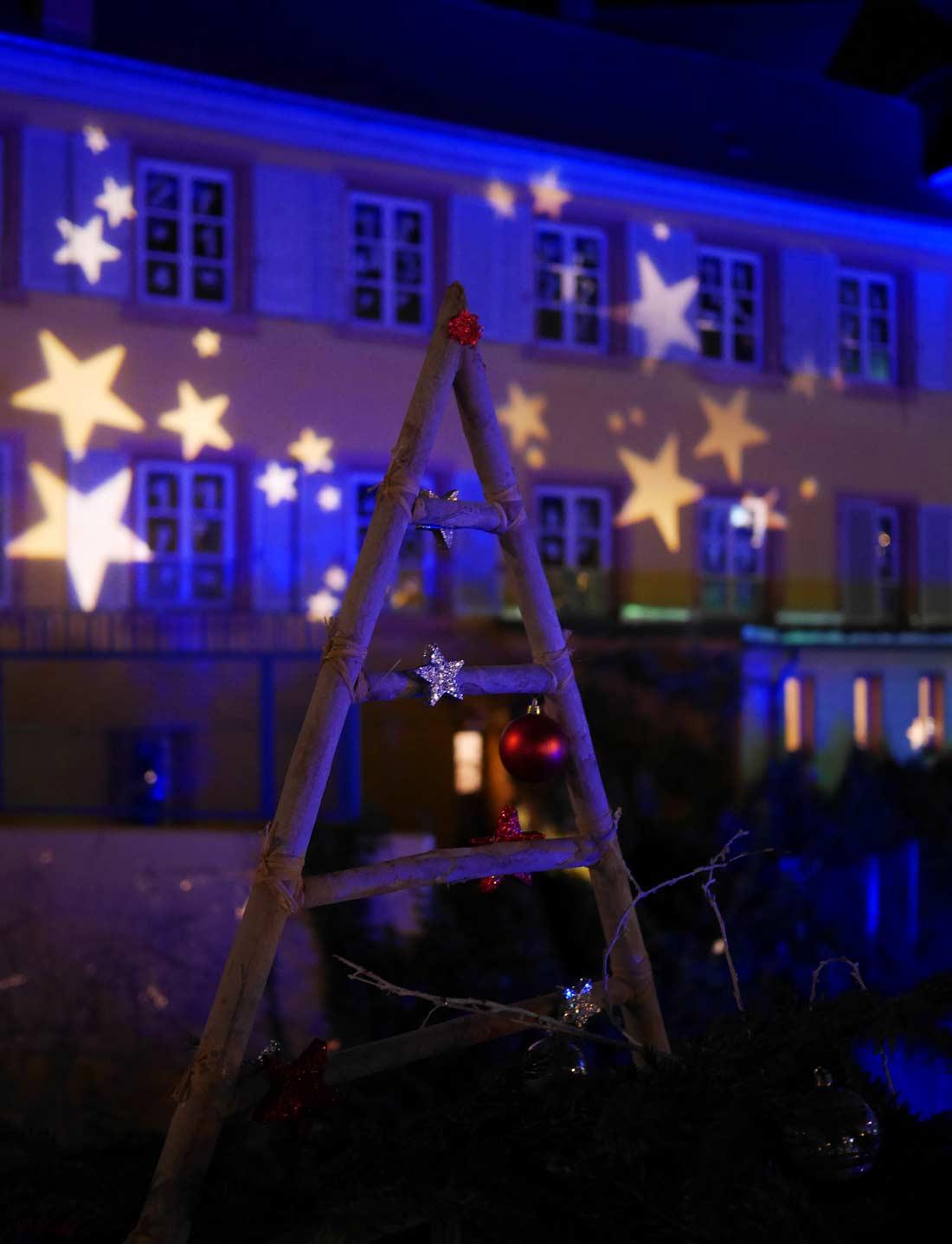 décoration Colmar de nuit