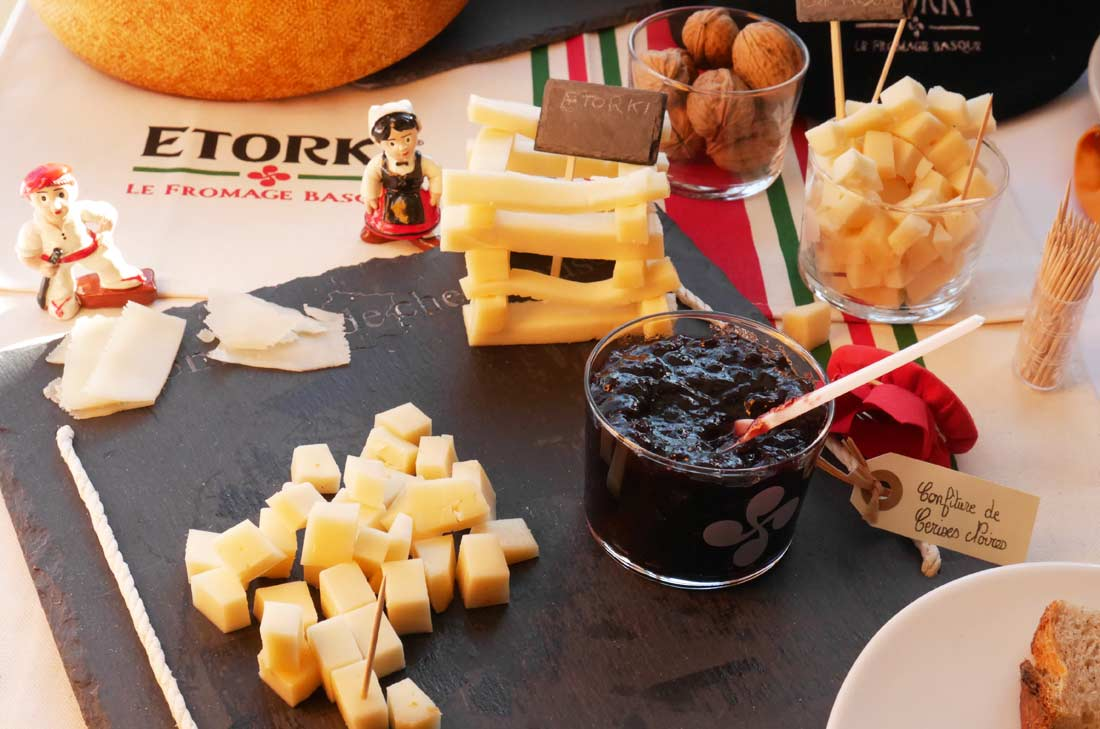Cheese Day 2018 : Fromage Etorki