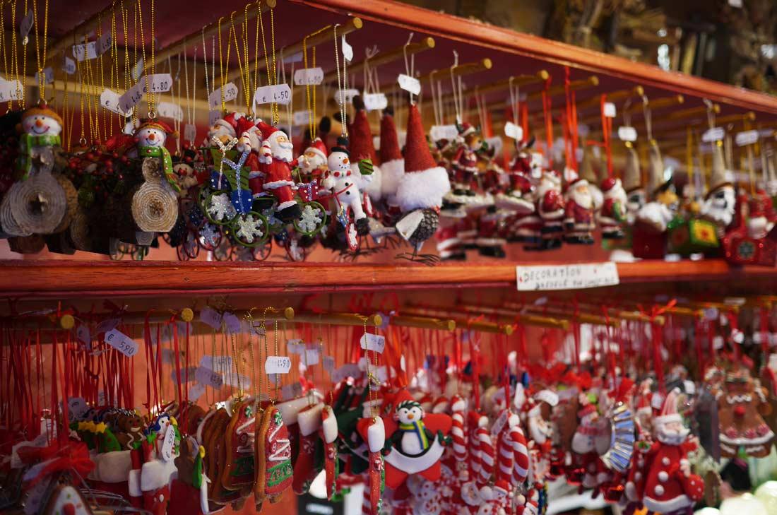 Le marché de Noël de Colmar