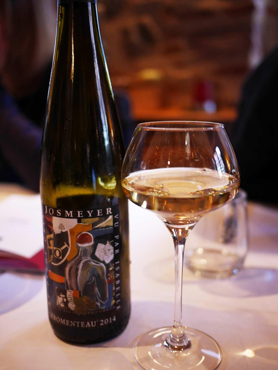 vins d'Alsace Josmeyer