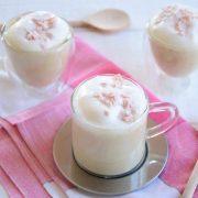 Cappuccino d'endives au jambon