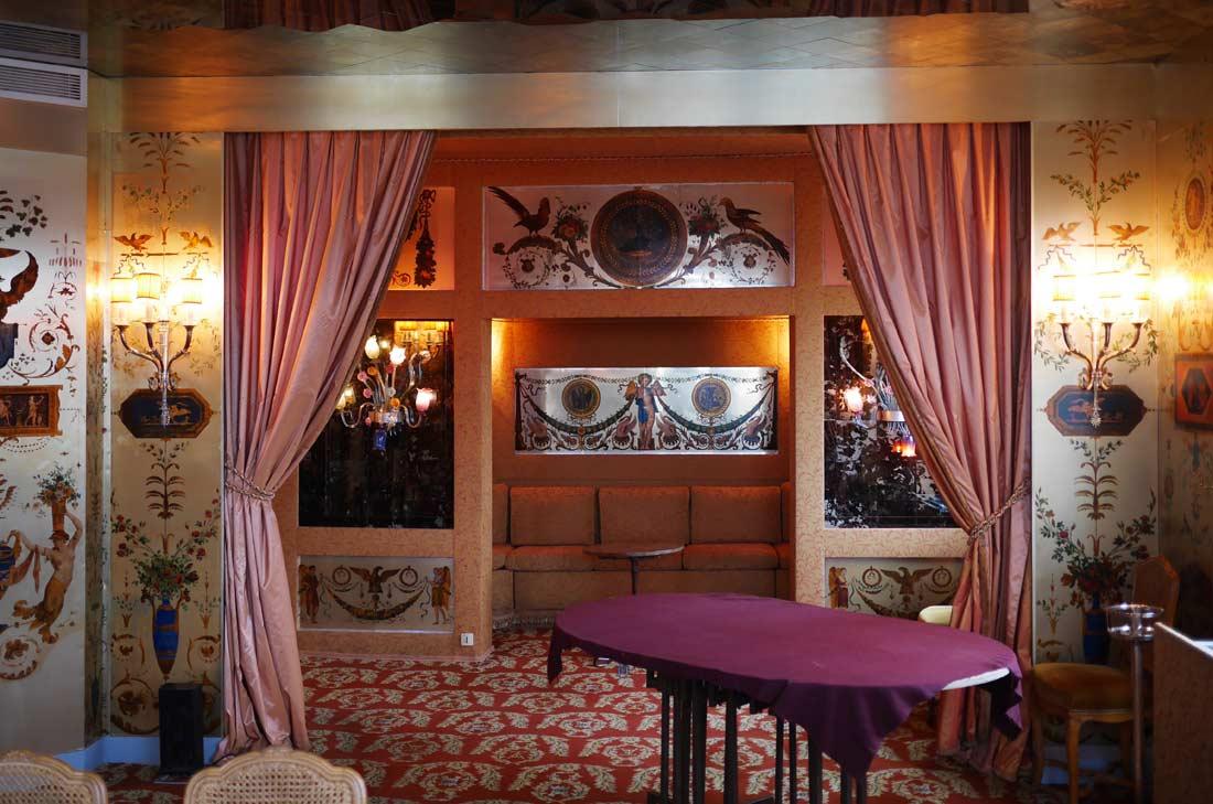 salon privé de la Tour d'Argent