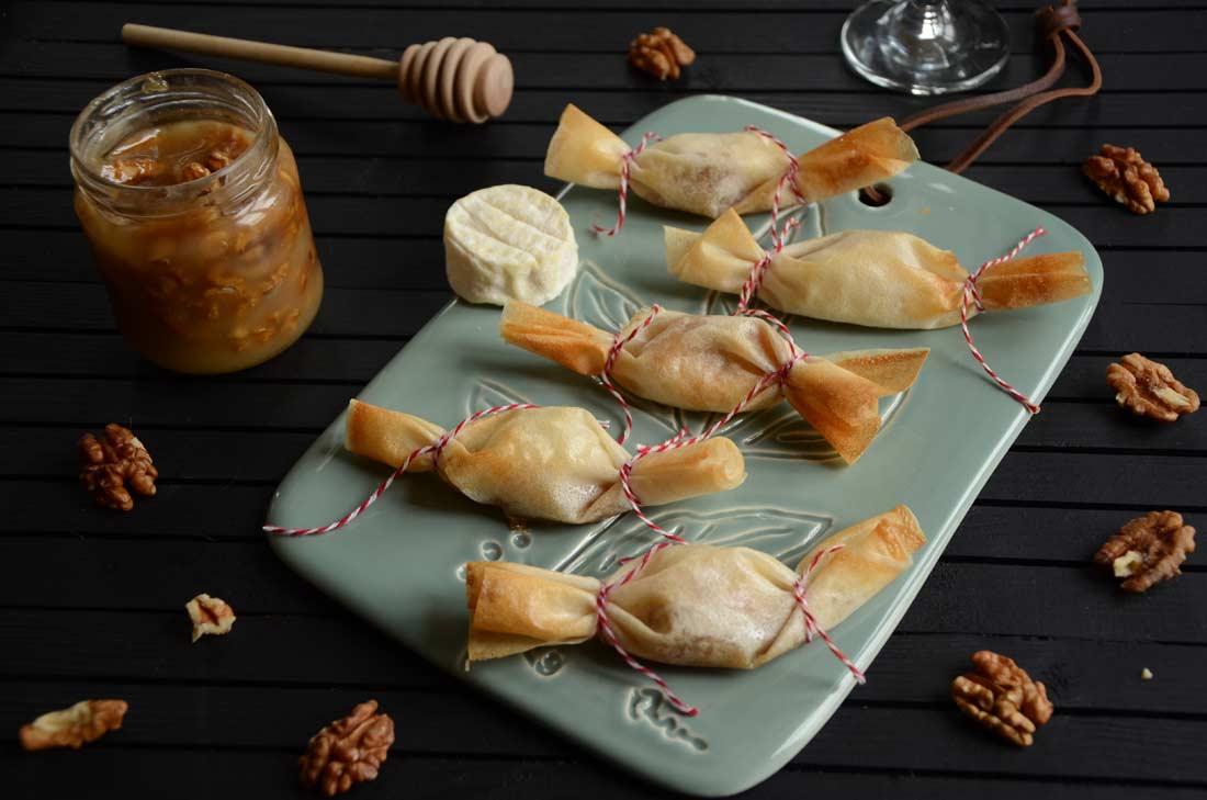 bonbons de fromage miel et noix turbigo gourmandises. Black Bedroom Furniture Sets. Home Design Ideas