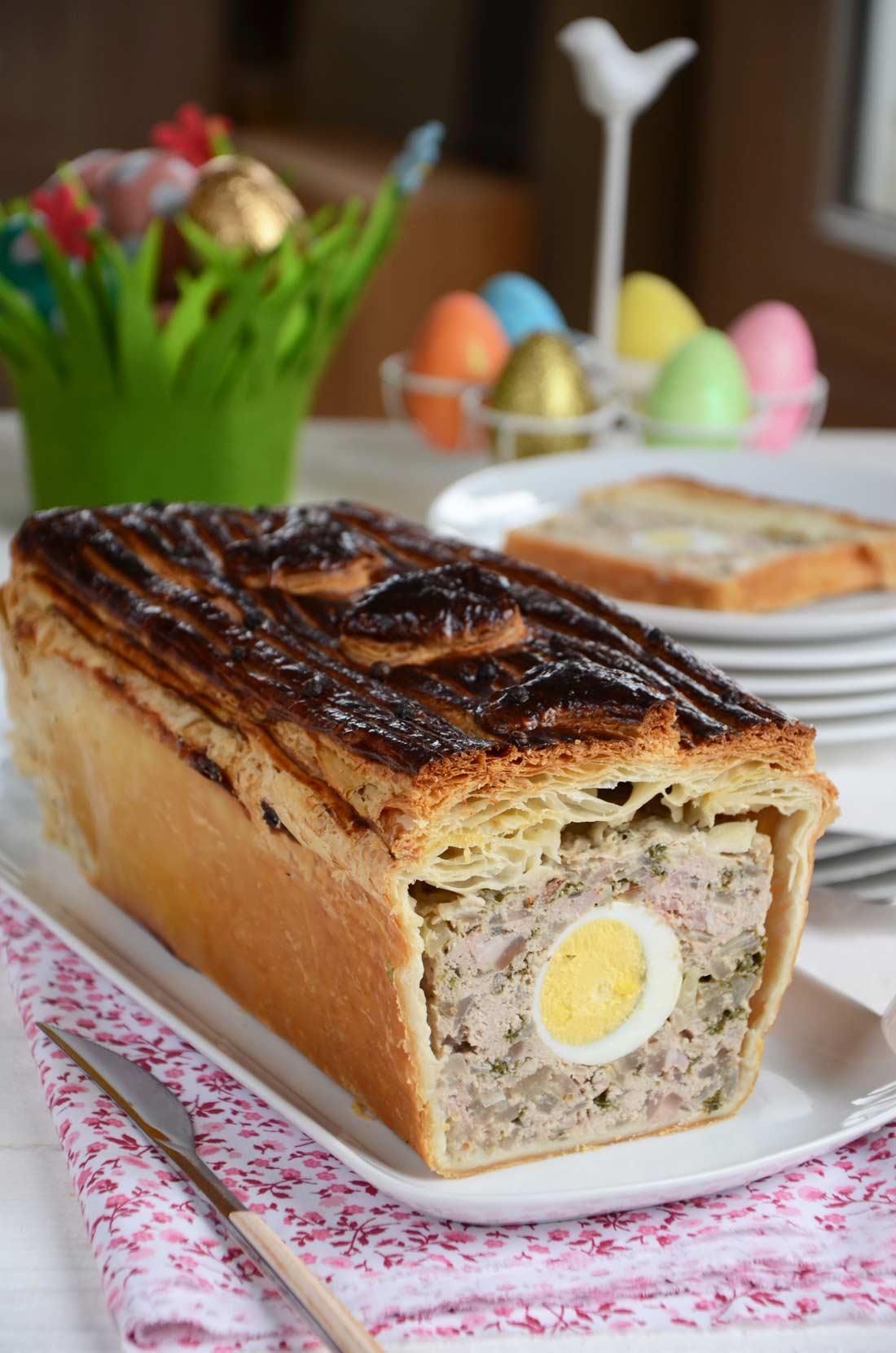 Pâté de Pâques, une recette épate belle-mère et délicieuse