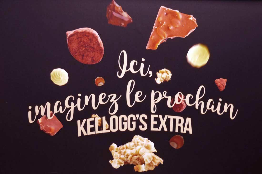 Imaginez le prochain Kellog's