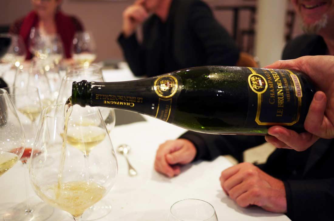 champagne Le Brun de Neuville