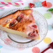 far breton aux fraises