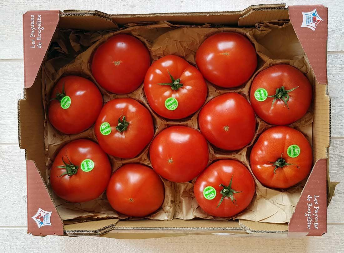 Tomates Paysan de Rougeline