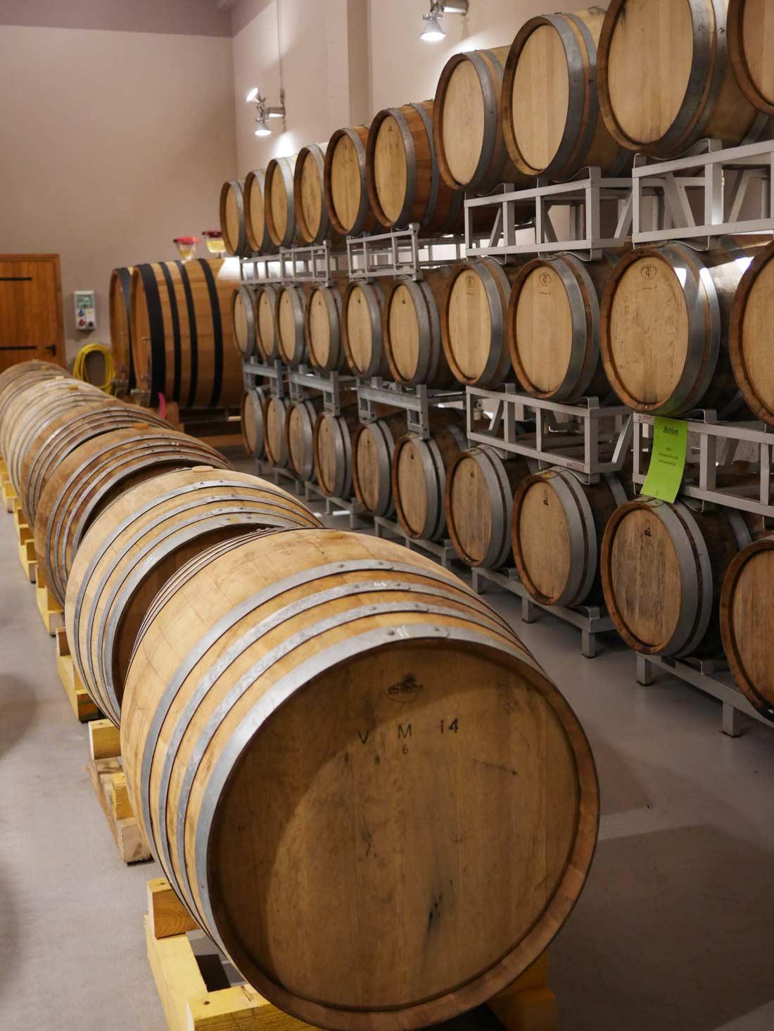 cellier de stockage Le Brun de Neuville