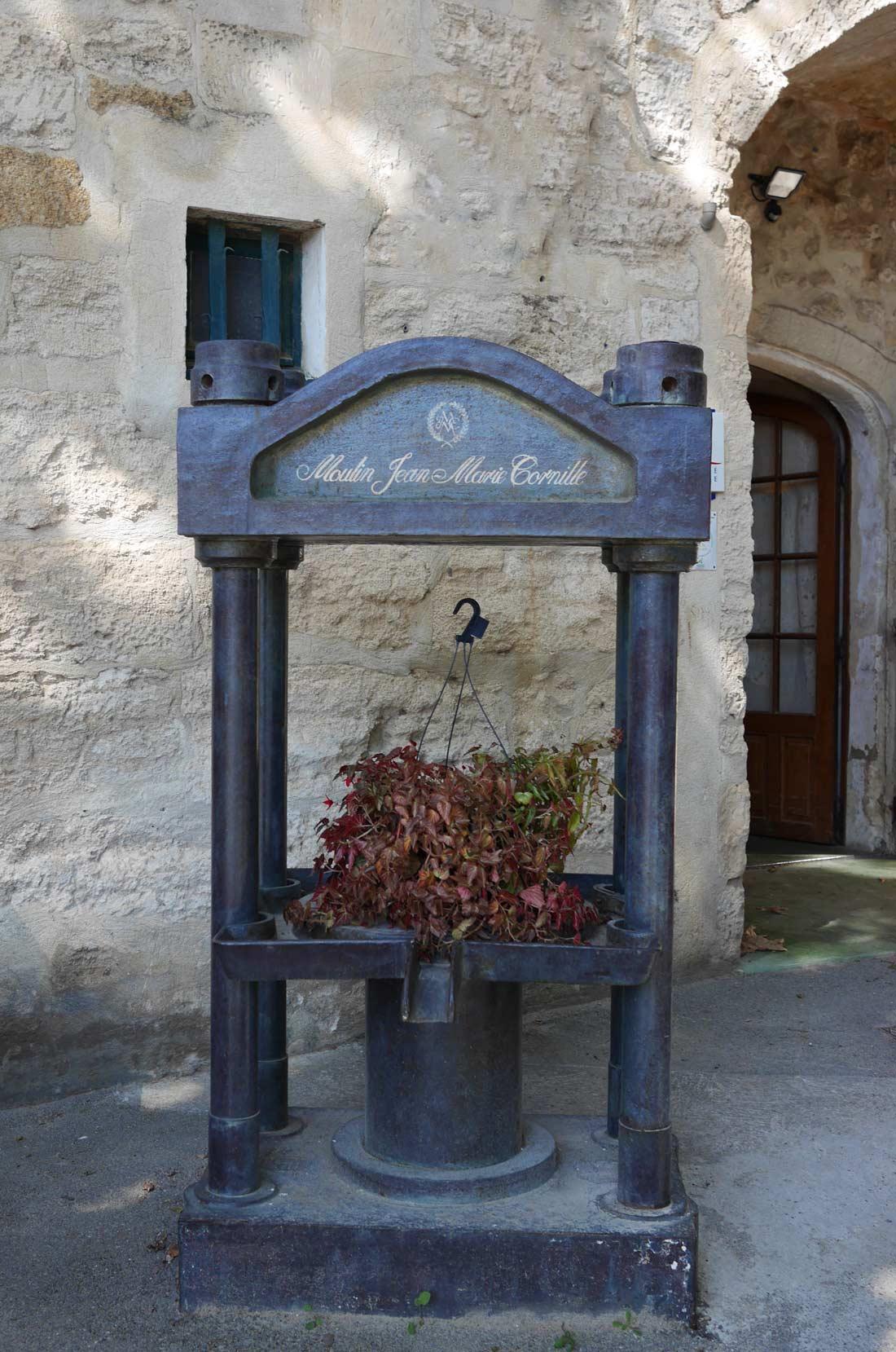 Moulin Cornille à Maussane Les Alpilles