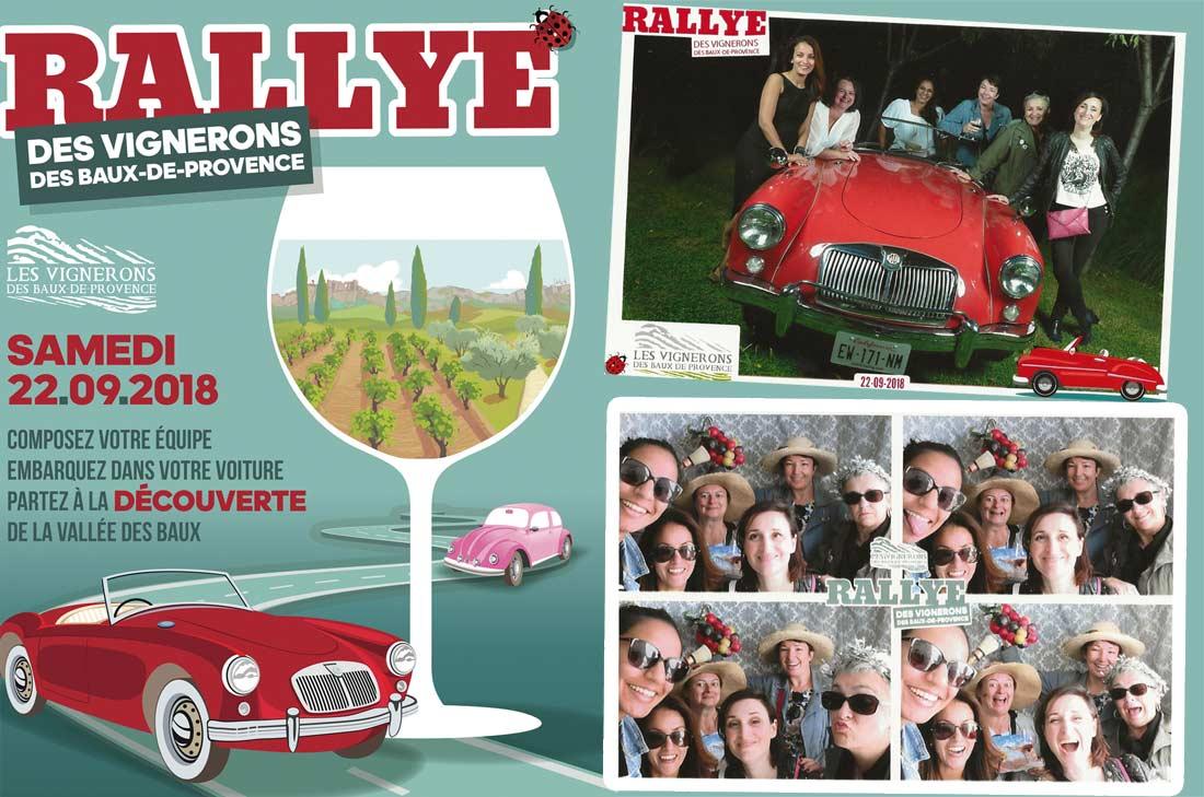 Rallye des Baux de Provence 2018