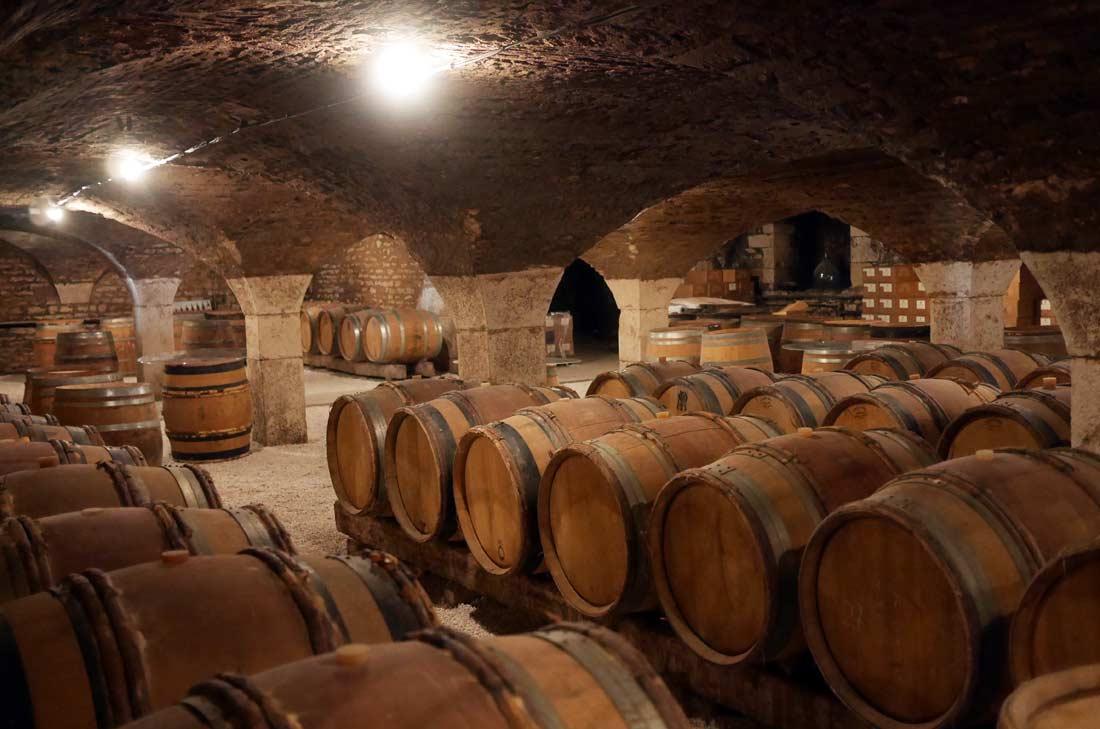 cave Prosper Maufoux