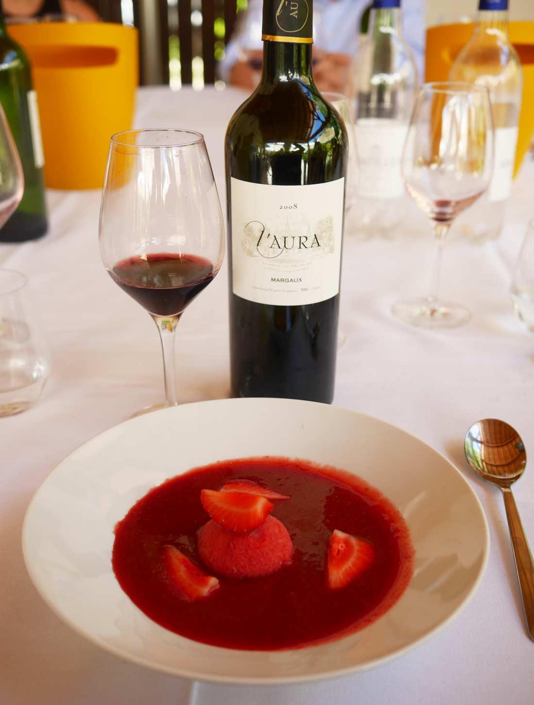 L'Aura, vin de Margaux