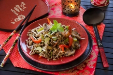 Recette de chop suey