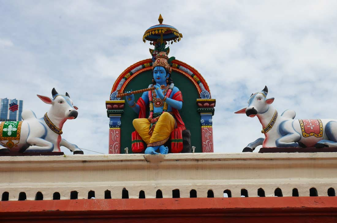 Temple Sri Srinivasa