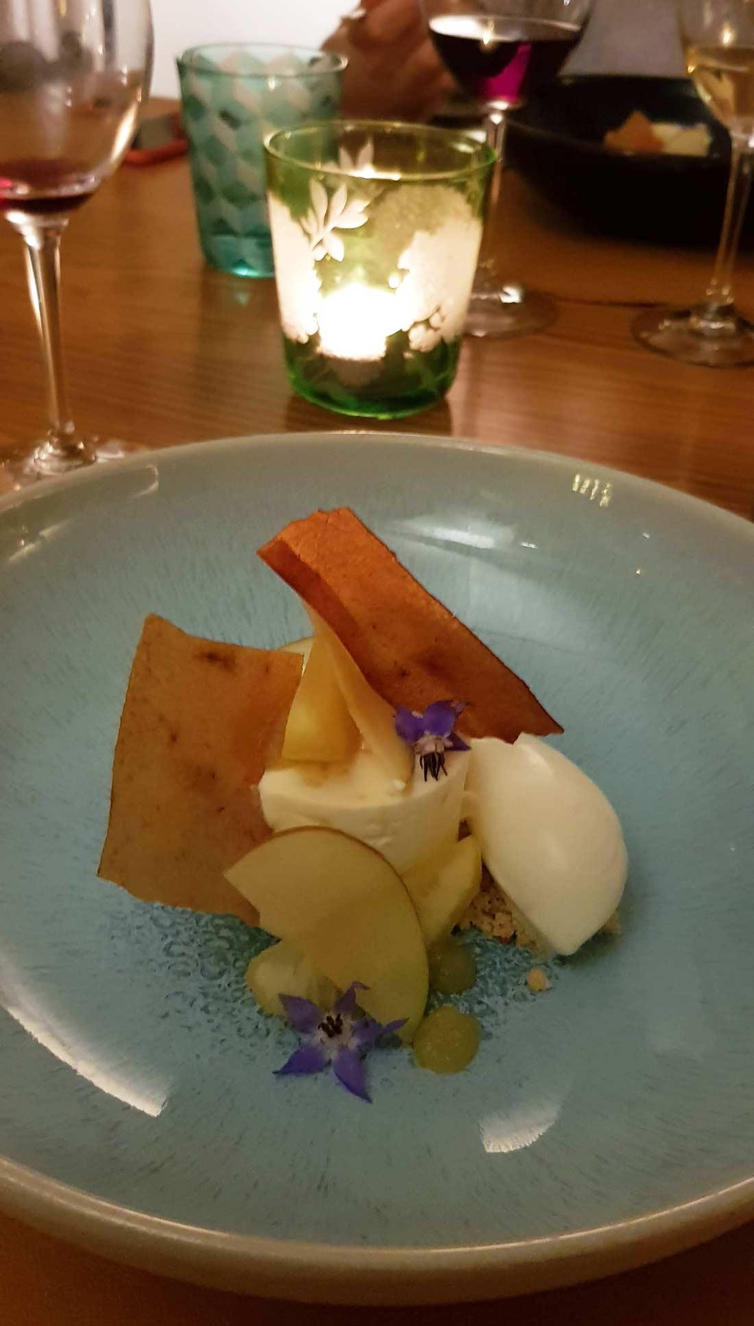 dessert La Chassagnette
