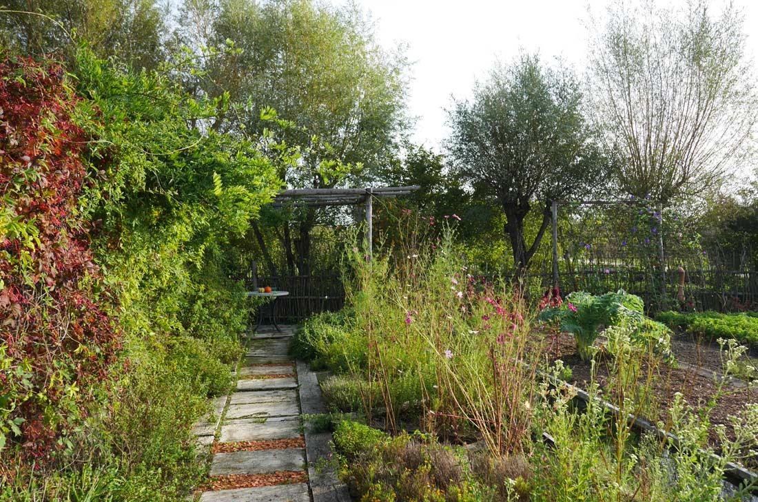 jardin de La Chassagnette