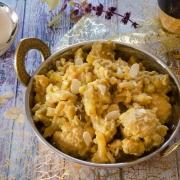curry de chou fleur maison
