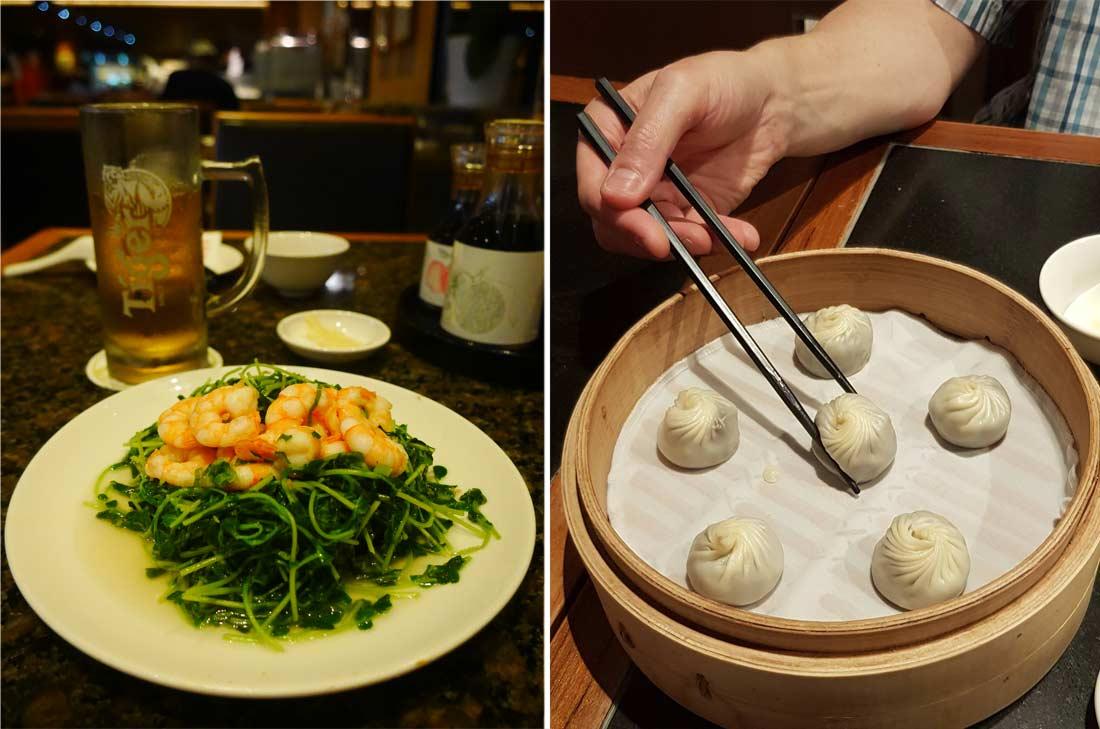 Restaurant Din Tai Fung à Singapour