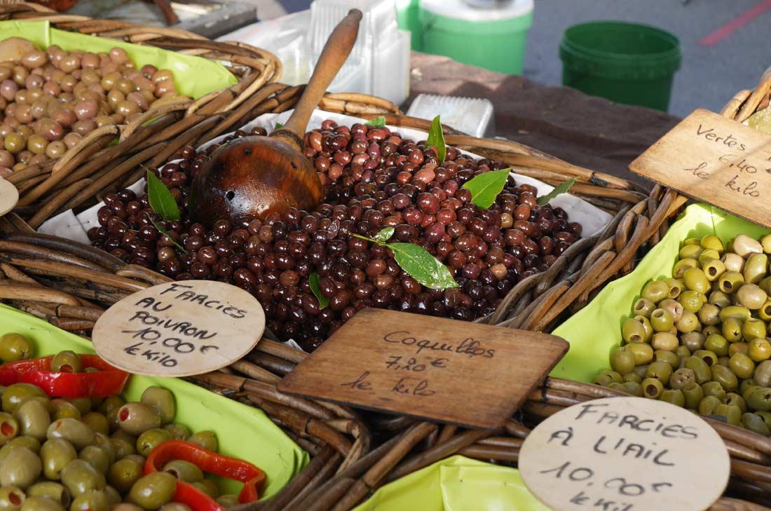 marché d'Arles