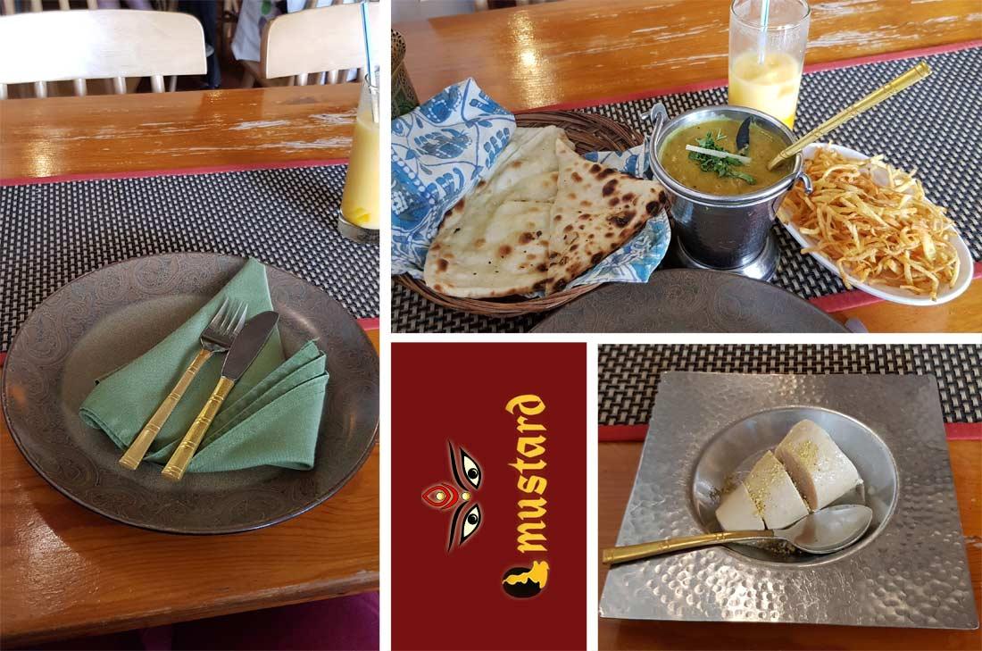 Restaurant Mustard à Singapour