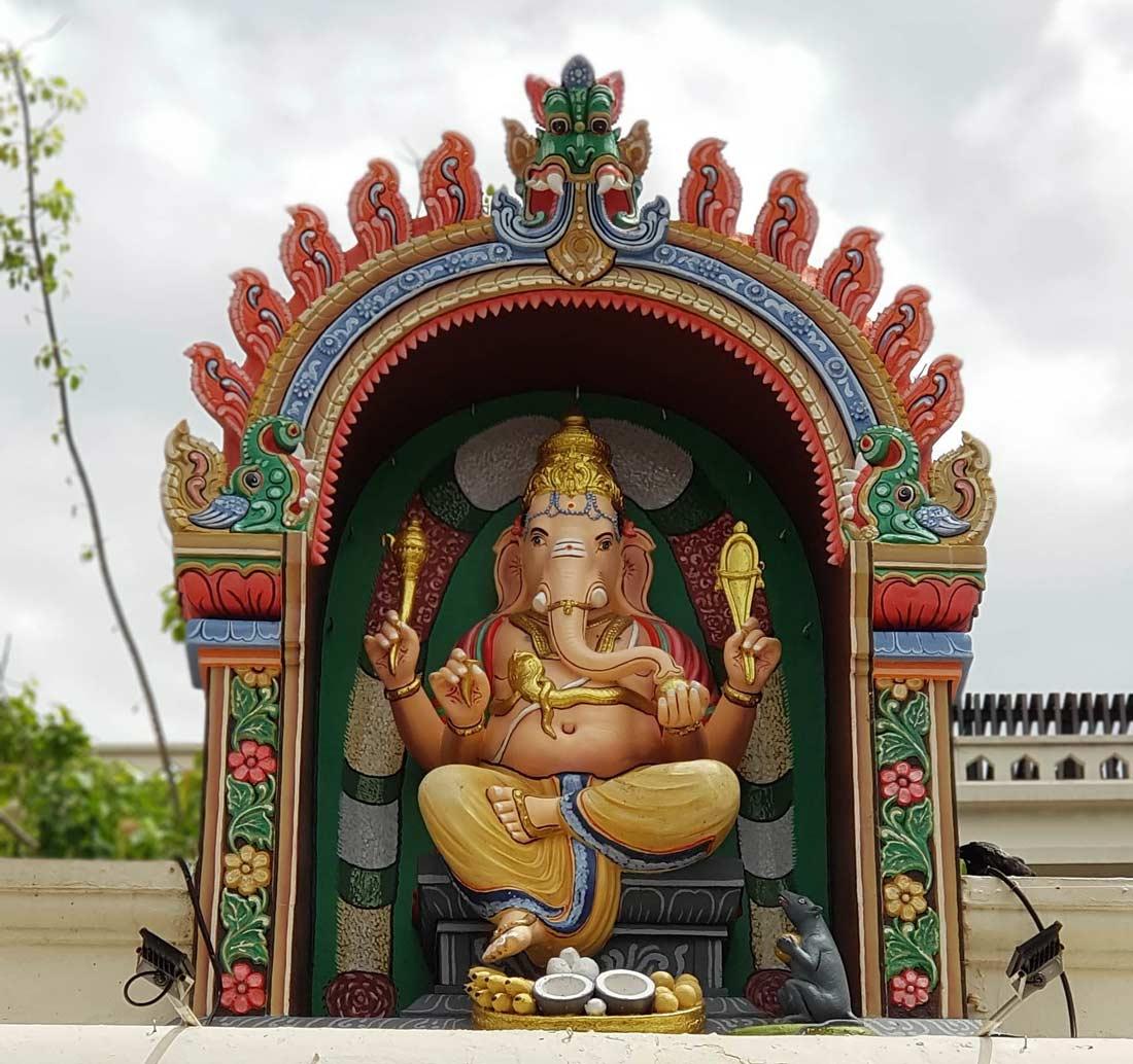 Singapour Temple hindou