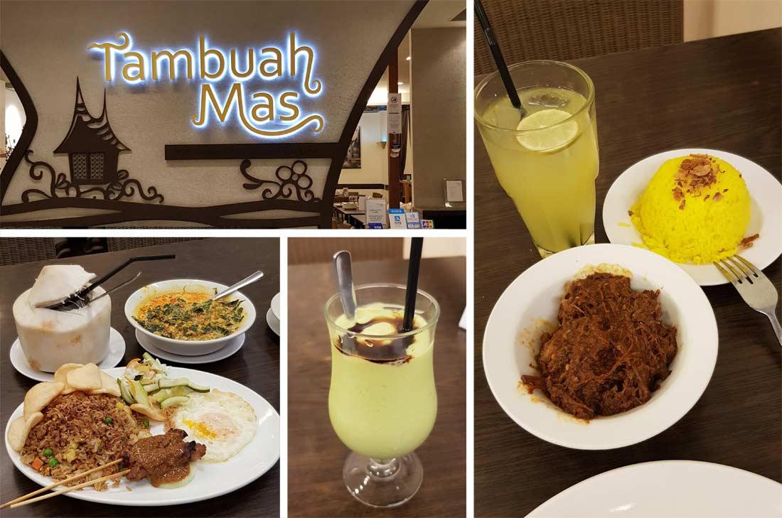 Restaurant Tambuah Mas