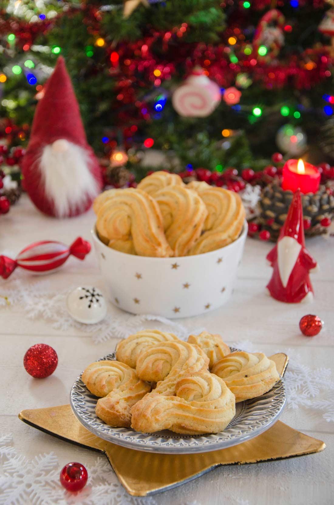 Biscuits cannes de Saint Nicolas fait maison