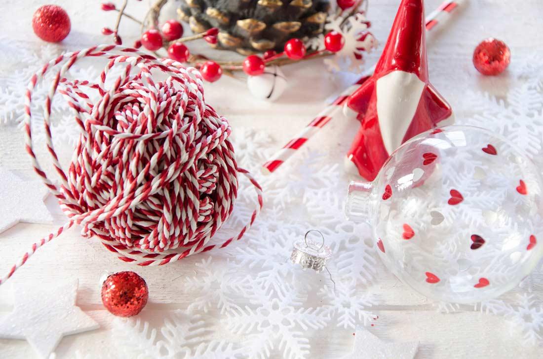 ingrédients cocktail de Noël aux cranberries pour un Noël sans alcool