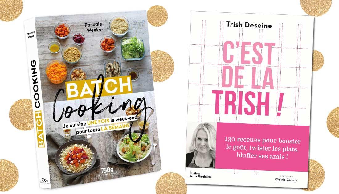 Trish Deseine et Pascale Weeks