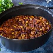 Chili sin carne fait maison