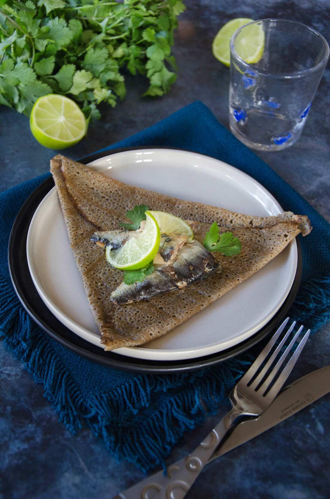 galettes sardines maison
