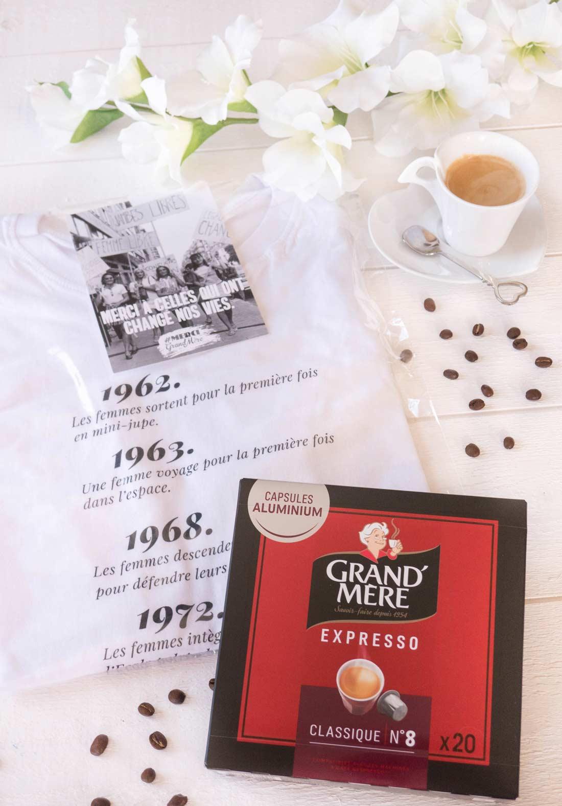 Jeu concours Café Grand Mère 2019
