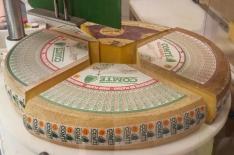 meules de comté, fromage AOP