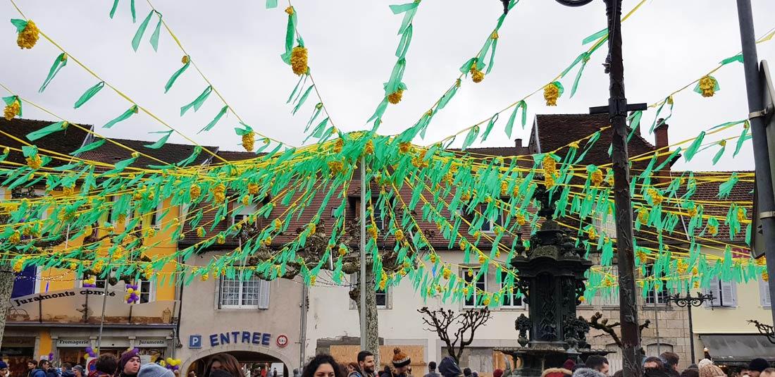 La 22ème Percée du vin jaune à Poligny