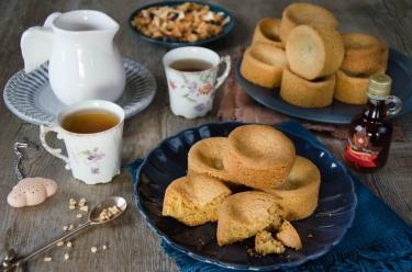 Sablés bretons sucre d'érable fait maison
