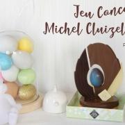 jeu Michel Cluizel Pâques 2019