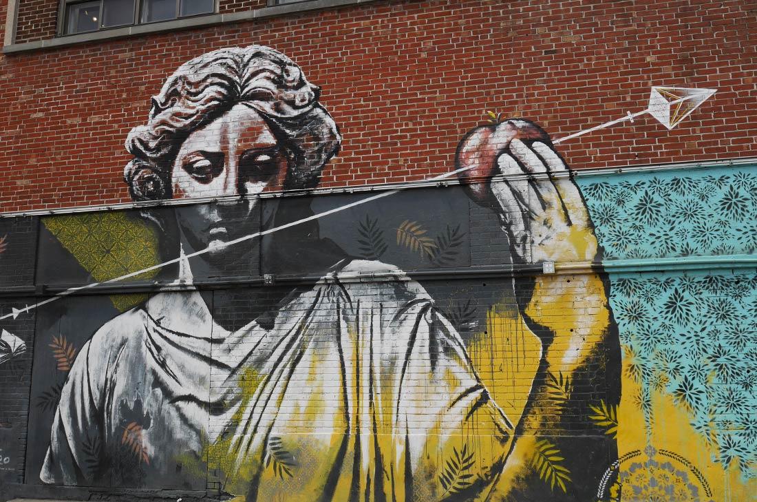 Art street Montréal