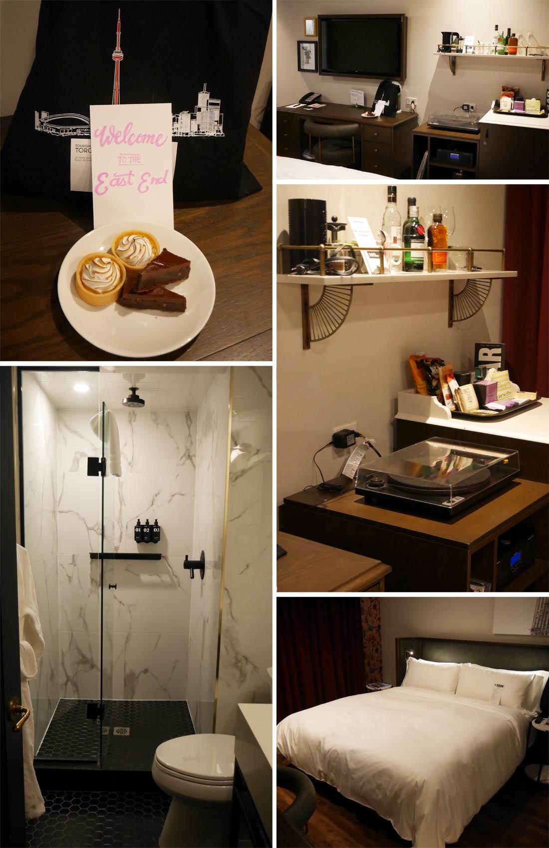 Ma chambre à l'Hôtel Broadview