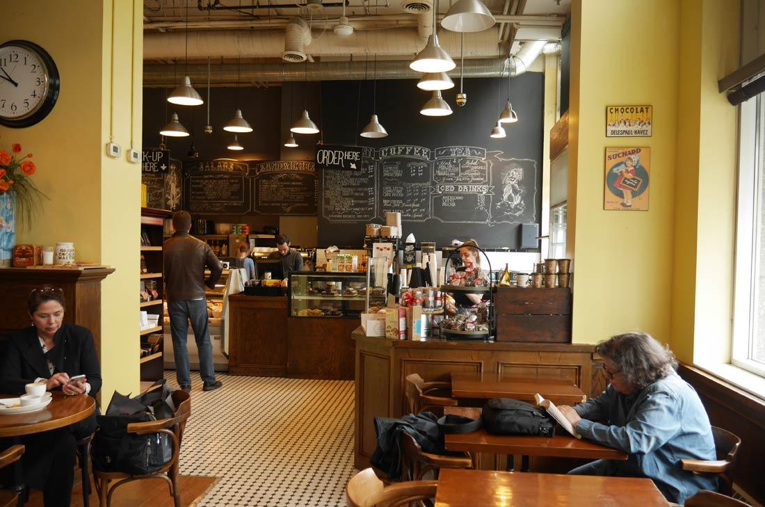 Café Le Gourmand à Toronto